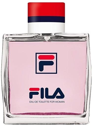 Fila Fila For Woman EDT 100 ML Spray Renksiz